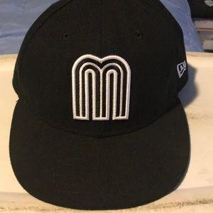 Team Mexico World Baseball Classic Hat size 7 1/4